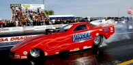 FIRST NDRA CHAMPION TO BE DECIDED AT CANADIAN FUNNY CAR CHAMPIONSHIPS