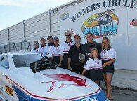 PAUL NOAKES KEEPS PERFECT NDRA SEASON INTACT WITH WIN IN GRAND BEND