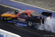DOBBS PACES FIELD IN QUALIFYING AT CANADIAN FUNNY CAR CHAMPIONSHIPS