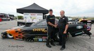 "Larry Dobbs Captures 2nd 2013 NDRA Alcohol Funny Car Win at the  Stratford Spectacular ""Hot August Nationals"""
