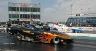 NDRA Alcohol Funny Car and Pro Doorslammer Series a Battle to the End