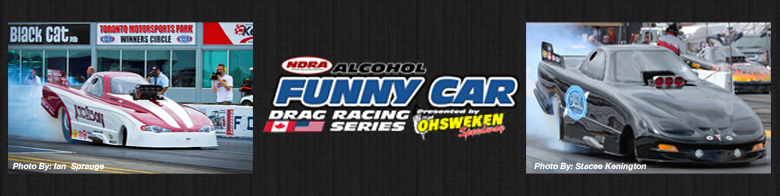 NDRA Alcohol Funny Cars